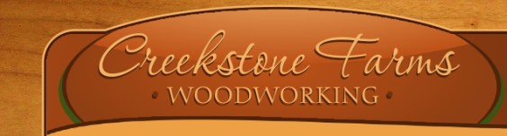 Creekstone Farms creates handcrafted custom cabinetry for kitchen, bath or any room in your home