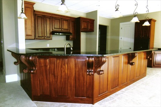 Custom Cabinets And Handcrafted
