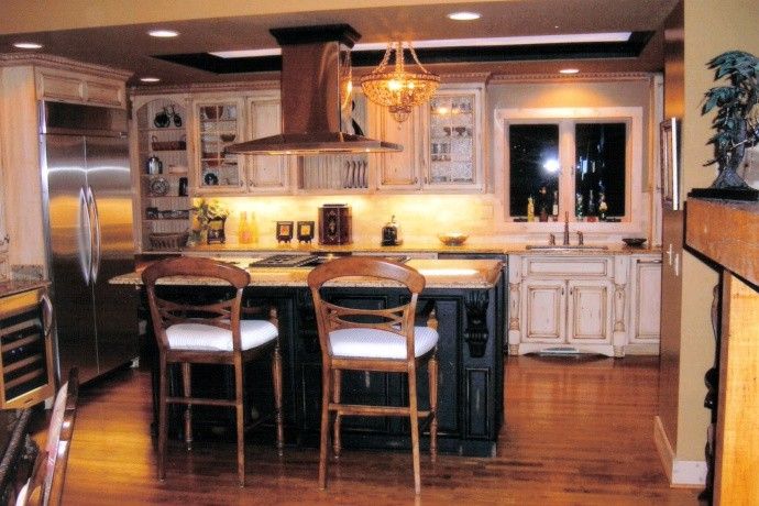 Custom Kitchen Cabinets And Handcrafted Kitchen Cabinetry In Greensboro High Point And Winston Salem Nc